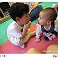 2011-04-16 小米哥哥與小潔姊姊