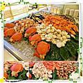 桃園-住都飯店晚餐buffet吃到飽-超出期待的美味