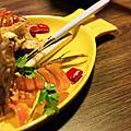 【中壢美食】水貨烤魚火鍋-讓人停不下手,越吃越迷人的大份量烤魚火鍋