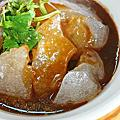 【台北美食】肉羹麵-沒有店名沒有招牌的高評價肉圓小吃店
