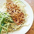 【台北美食】福の涼麵-24小時都能吃到的美味又爽口的涼麵店