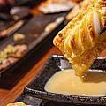 【板橋美食】參堂居酒屋-使用木炭烘烤,香噴噴迷人又美味的串燒日式居酒屋餐廳