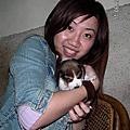 小米格魯遙遙出生第一個禮拜and第六個禮拜