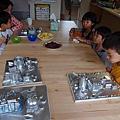 兒童畫12:立體機器人