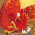 兒童畫20:我愛大公雞2012.11.10