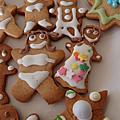 歡樂耶誕作餅乾:親子手做耶誕節餅乾2012.12.24