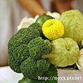挵花:創意菜市場