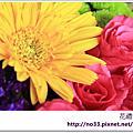 挵花:花禮物盒