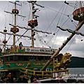 20141009箱根神社及蘆之湖海盜船