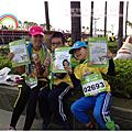 20141221OPEN RUN親子路跑活動