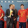Espana Campeon del Mundial 2010