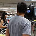 1004台視新聞專訪