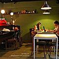 20110729Yaboo Cafe。台北永康街