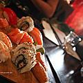 20141215 Hampton Okami日本料理吃到飽。