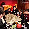 20101026東海七巷遊戲主題餐廳,老貓生日。台中