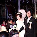 2009年-阿福與小珊的婚宴