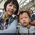 親子遊沖繩D2搭觀光巴士去旅行(1)海洋博公園&海豚劇場