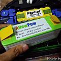 修復iRobot Roomba 560 充電錯誤3(更換鋰電池)
