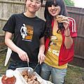 20090614 BBQ at Eddie's