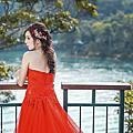 kiki卓新娘秘書....日月潭自助婚紗