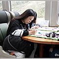 1050608-19 祕魯  安地斯山河谷觀光列車  市集
