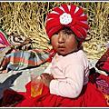 1050608-19 祕魯   的的喀喀湖 蘆葦島
