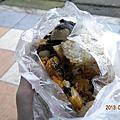 台中●東區-育英路無名氏飯糰~好強大的飯糰呀!!!>口<