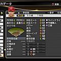 PS3野球魂2014-味全龍選手能力