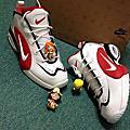 90年代的輝煌球鞋!!眾星拱月nike air way up