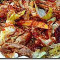 091114韓國-晚餐與飯店