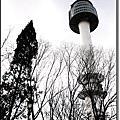 091115韓國-南山公園-N首爾塔