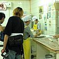 蔥油餅首推老克明蔥油餅有限公司TVBS【來怡客】節目主持人:蘇宗怡2011.10.21來店採訪