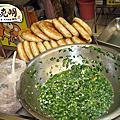 山東海陽-蔥餡餅(厚片蔥油餅)