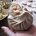 山東海陽-燙麵包子製程