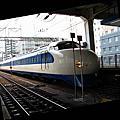 2008日本行(二) 新幹線