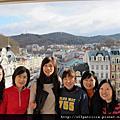 2012.03.15~24捷克4-4Grandhotel Pupp 晚餐,夜景&早餐