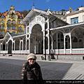 2012.03.15~24捷克5-1卡洛維瓦利 karlovy vary 喝的溫泉