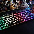 ROG STRIX FLARE 電競鍵盤 青軸