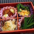 2012-11-28 JAL 關西御膳 (洋食)