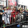 2014暑假 大陸行 林書豪