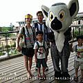 2017年8月暑假小旅行~六福莊、六福村、台中三日遊