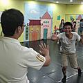 表演特訓班100B-10/07開課儀式、專注與想像力練習