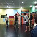 表演特訓班102A-01/12肢體訓練   聲音訓練