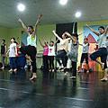 【歌舞】102/07/16 大開歌舞劇基礎班-舞蹈技巧