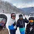 2020.01 白馬滑雪