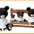 熊熊和其它玩偶