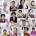 20110219志工聚會~鴻兔大展!!襪子兔娃娃!!