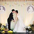 [主題婚禮]清新野餐風主題婚禮