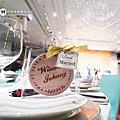 【婚禮佈置】酒莊風主題婚禮@台北寒舍艾美酒店