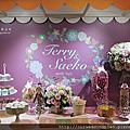 [婚禮佈置]法式鄉村風主題婚禮@台北圓山大飯店